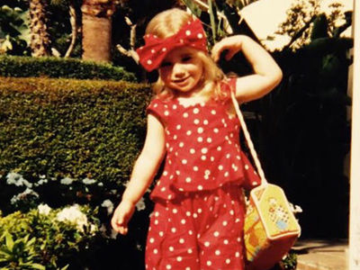 Guess Who This Polka Dot Kid Turned Into!