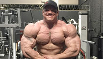 Bodybuilder Dallas McCarver Dies, Apparently Choked On Food