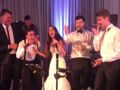 The Chainsmokers Perform 'Closer' At Wedding