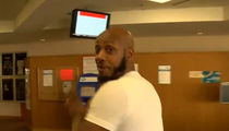 Mystikal All Smiles As He Turns Himself In to Cops in Rape Case
