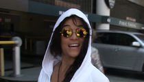 Michelle Rodriguez In a Self-Imposed News Blackout, and Lovin' It!!!