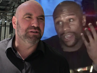 Dana White Calls BS on Mayweather, McGregor's Not Cheating