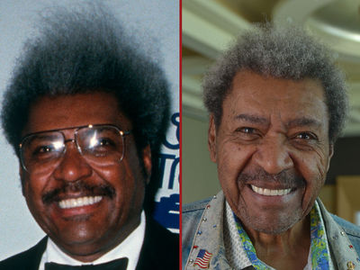 Don King -- Good Genes or Good Docs?