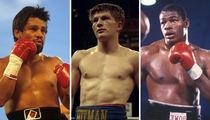 Boxing Legends -- 'Memba Them?!