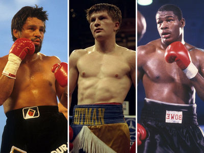 Boxing Legends -- 'Memba Them?!