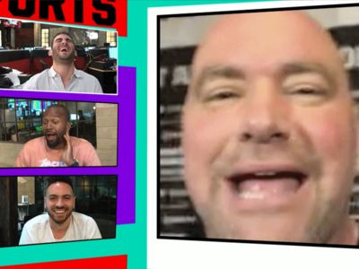 Dana White Blasts Oscar De La Hoya: 'You're Full Of Sh*t!'