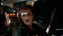 Sharon Osbourne, I'm Down with Scooter Braun for California Governor