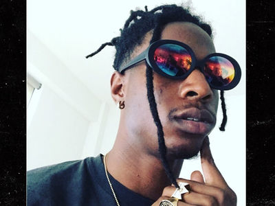 Joey Bada$$ Seems to Confirm Solar Eclipse Eye Damage With New Day Shades