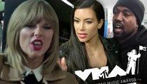Taylor Swift Won't Get Her Showdown with Kim Kardashian, Kanye West at the VMAs