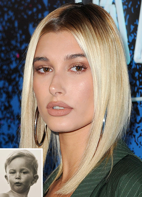 It's Hailey Baldwin!