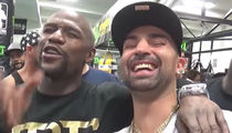 Floyd Mayweather: Paulie Malignaggi Spied on Conor McGregor for Me