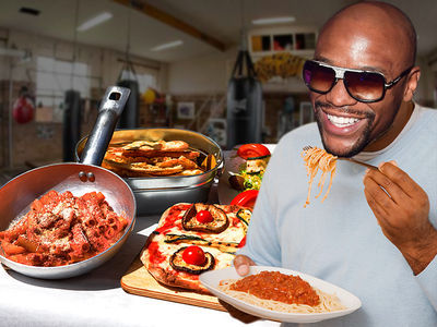 Floyd Mayweather's Chef Reveals Breakfast of Champions, Including Spaghetti Obsession