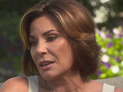 Luann de Lesseps Returns to Rehab, Won't Be Part of 'RHONY' Reunion -- See the Statement!