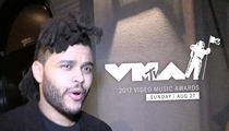 The Weeknd Bailed on VMAs Because He Just Wasn't Into It