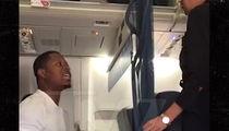 'Straight Outta Compton' Star Jason Mitchell Threatens to 'Smack the F*** Outta' Passenger