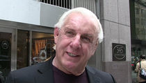 Ric Flair: I'll Be Back! Starting Physical Therapy