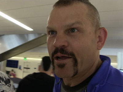Chuck Liddell: Boxers Should Stick to Boxing, 'Stay There'