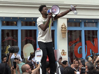 Desiigner Not Just a Rapper, Now a Motivational Speaker!