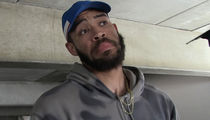 JaVale McGee Says Finding Weed in Amsterdam Is Hard ... Seriously
