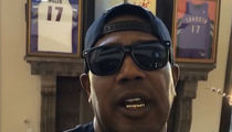 Master P Calls Out Kevin Hart's Celeb Harvey Challenge