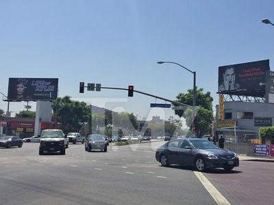 Taylor Swift Invades Kylie Jenner's Billboard Space