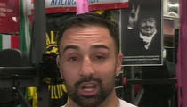 Paulie Malignaggi: I Wasn't Really Spying for Mayweather