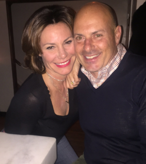 LuAnn de Lesseps and Thomas Dagostino