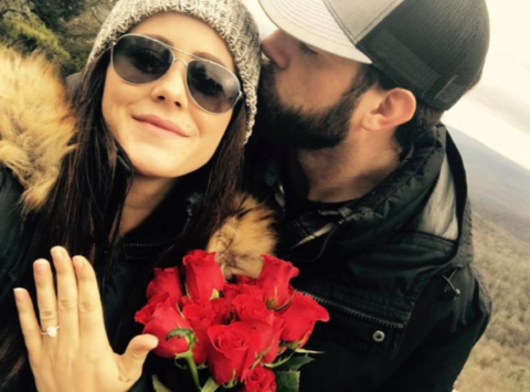 Janelle Evans and David Eason