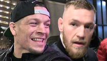 Nate Diaz's Coach: We Want $20 Mil to Fight Conor McGregor, At Least!