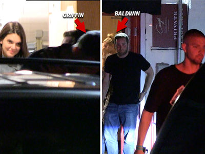 Blake Griffin & Kendall Jenner Double Date with Chandler Parsons & Hailey Baldwin