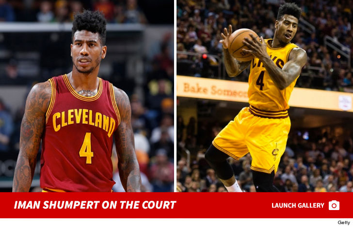531679fdf59a Cavs  Iman Shumpert on Playing Boston  I Know All Kyrie s Moves ...