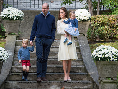 Prince William and Kate Pregnant with Third Child