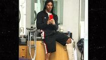 Ryan Phillippe's Broken Leg was Result of Freak UTV Accident