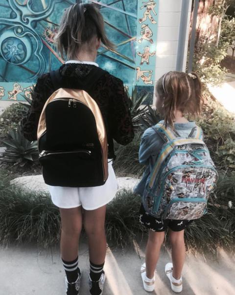 Jessica Alba's Daughters