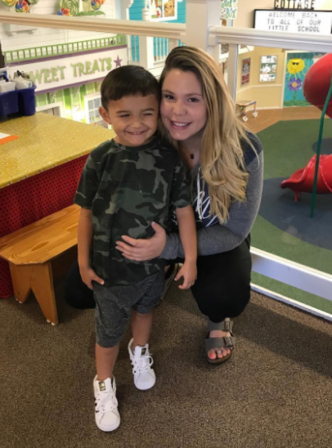 Kailyn Lowry's Son