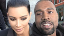 Kim Kardashian & Kanye West's 3rd Baby Due in January
