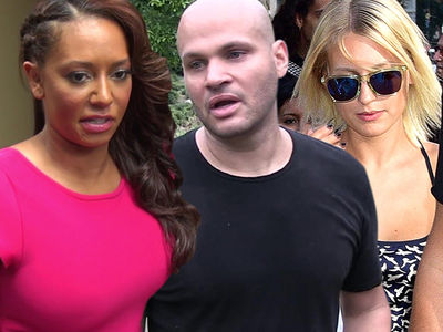 Mel B Claims Stephen Belafonte Had Repeated Sex with Nanny in Sham Marriage Scheme