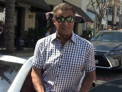 Sylvester Stallone Says GGG Vs Canelo Is a 'Real Fight,' Not Like Mayweather/McGregor