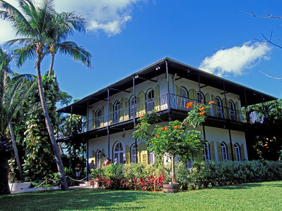 Key West's Hemingway House Almost Certainly an Irma Casualty