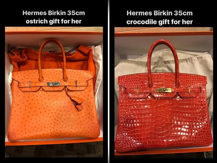 6dde81d695 Floyd Mayweather Drops Fortune in Birkin Bag Shopping Spree