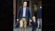 Prince George Targeted by ISIS Terrorist