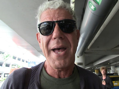 Anthony Bourdain Would Serve Poison if Asked to Cater for Trump and Kim Jong-un