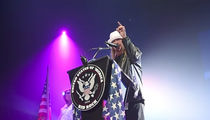 Kid Rock Hits Campaign Trail During Concert, Tells Nazis to 'Stay the F*** Away!'