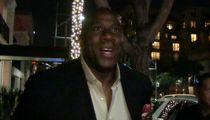 Magic Johnson Speaks On Lakers Tampering Fine, Paul George