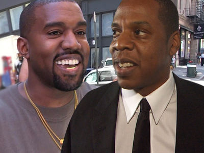 Kanye and Jay-Z Coming Together to End Latest Feud