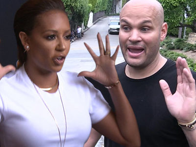 Stephen Belafonte Says Mel B's Breaking Their Divorce Deal, She Calls BS