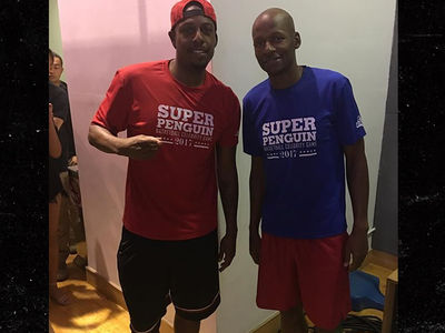 Paul Pierce Offers Olive Branch to Ray Allen, 'Let's Bury the Hatchet'
