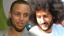 Steph Curry: Free Colin Kaepernick, Protests 'Shook Up the World'