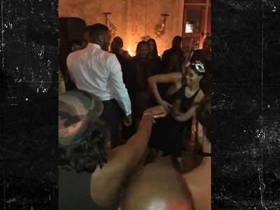 John Wall Milly Rocks At Ludacris' 40th Bday Party