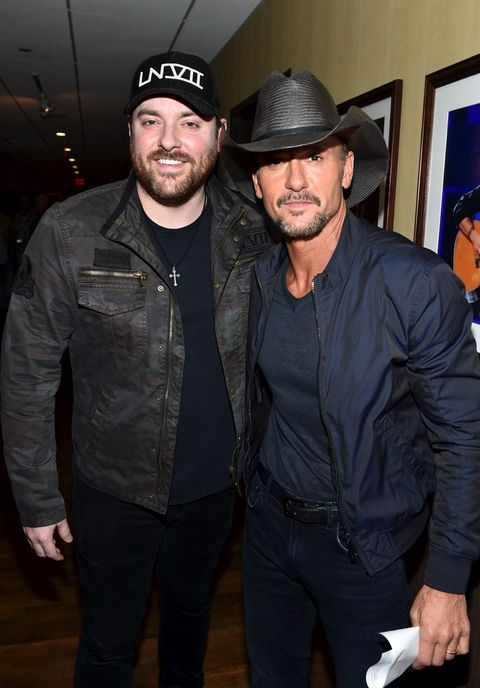 Chris Young and Tim McGraw